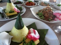 Indonesian Menu